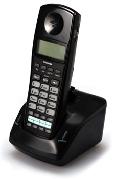 DKT2404 DECT Cordless Phone - Toshiba Phone Systems for NJ & NY Businesses