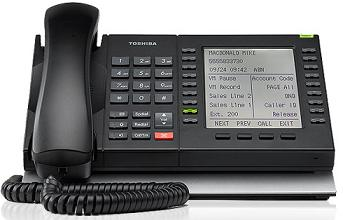 DP5130 view 01 - Toshiba Phone Systems for NJ & NY Businesses