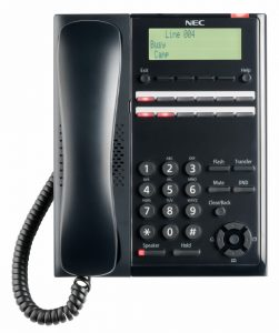 NEC SL2100 12 Button Digital Phone