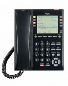 NEC SL2100 IP Self Labeling Telephone front 235x300 - NEC SL2100