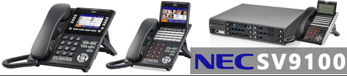 nec sv9100 phones - NEC SV9100
